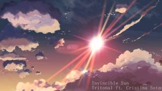 Tritonal ft. Cristina Soto - Invincible Sun (Original Mix)