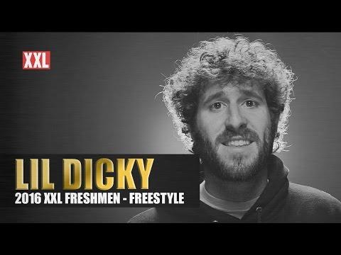 Lil Dicky Freestyle - XXL Freshman 2016