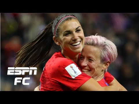 USWNT's record-setting 13-0 win vs. Thailand is a 'huge step forward'   FIFA Women's World Cup
