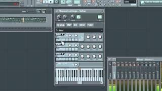 FL Studio   3xOsc