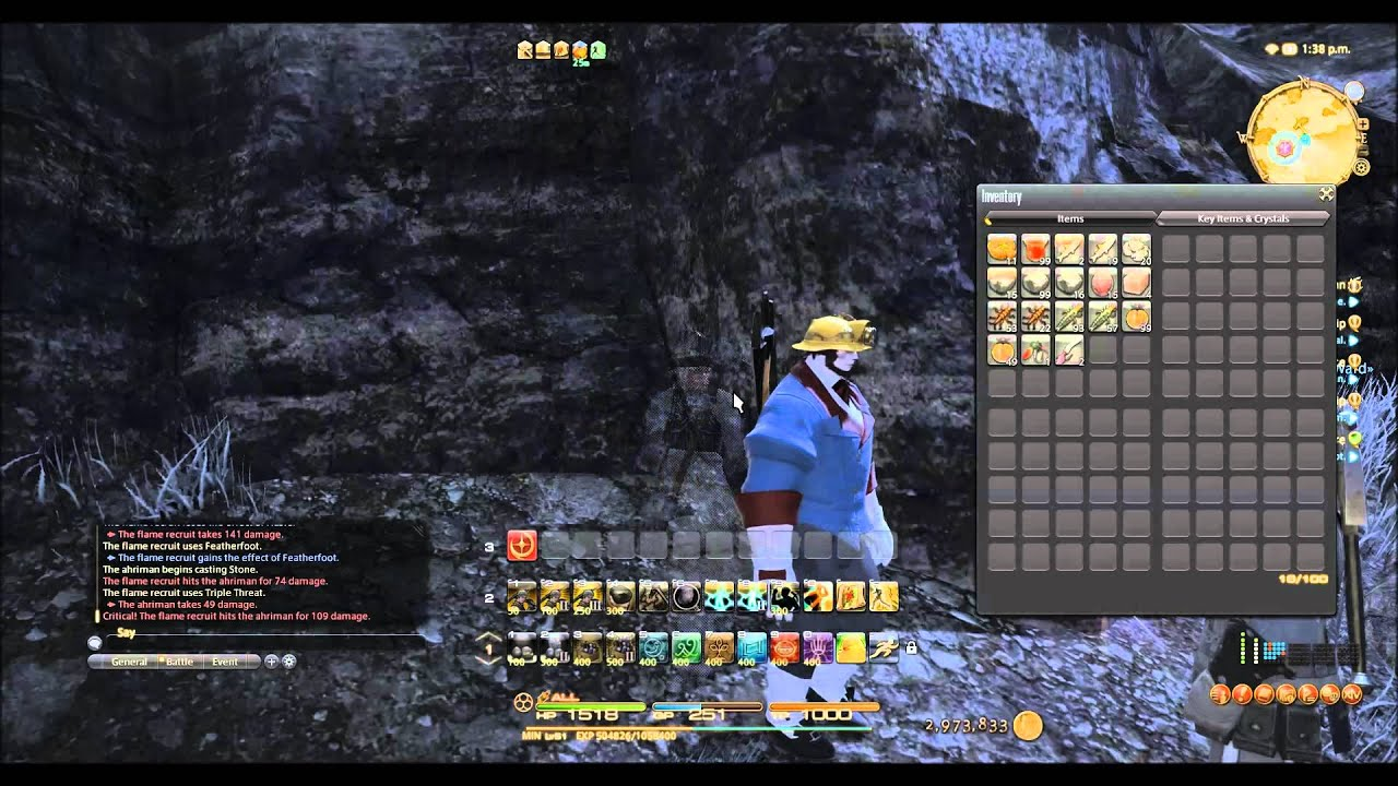 ffxiv retainer in the