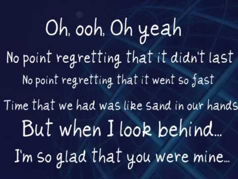 Olly Murs - Thinking Of Me (With Lyrics)