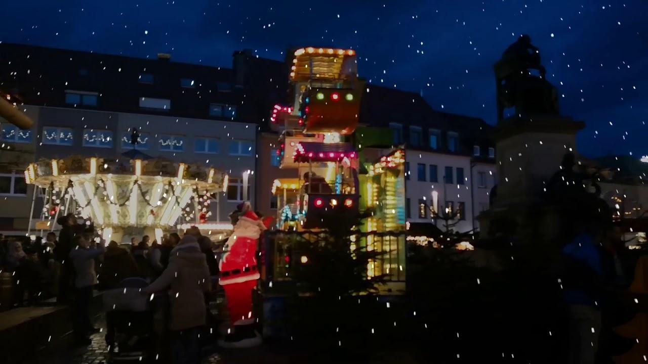 Weihnachtsmarkt Schweinfurt 2021