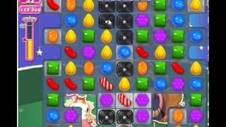 Candy Crush Level 410 Video 1 No Boosters 1 Stars