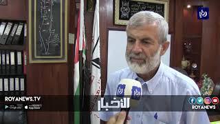 مدينة إربد تبدأ تحركاتها الميدانية ضد اتفاقية الغاز مع الاحتلال - (25-9-2018)