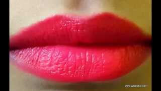 All L'Oreal Color Riche Star Red Collection Pure Reds Lipsticks Lip Swatches