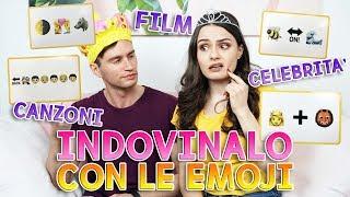 🎬👩🏻🎤INDOVINALO CON LE EMOJI - FILM, CANZONI, SERIE TV, VIP 👱🏻🎩