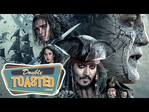 PIRATES OF THE CARIBBEAN DEAD MEN TELL NO TALES MOVIE REVIEW - Double Toasted