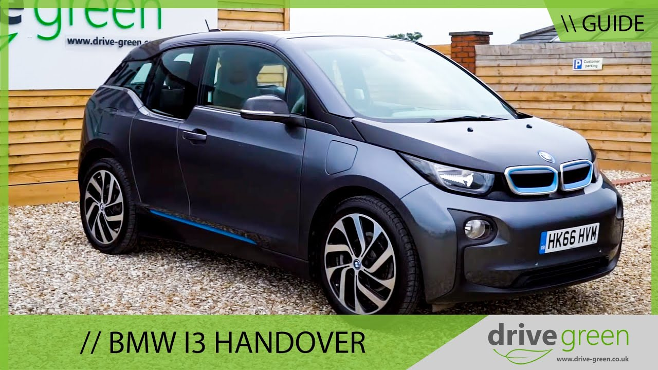 BMW I3 In Depth Walkaround Review - Virtual Handover