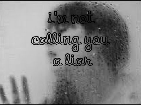 florence and the machine i m not calling you a liar lyrics