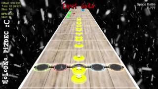 My custom GH3 song| F-777 - Space Battle