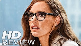 MOLLY'S GAME Kritik Review (2018)