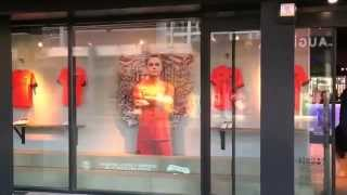 The fcb nike store is located outside of camp nou stadium in barcelona. very easy to arrive by bus, metro or tram, maria cristina station. inside nik...