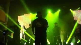 """Kool Savas """"Und dann kam Essah""""  (HD LIVE) NÜRNBERG 2012"""
