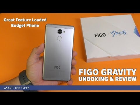 Figo Gravity Unboxing & Review