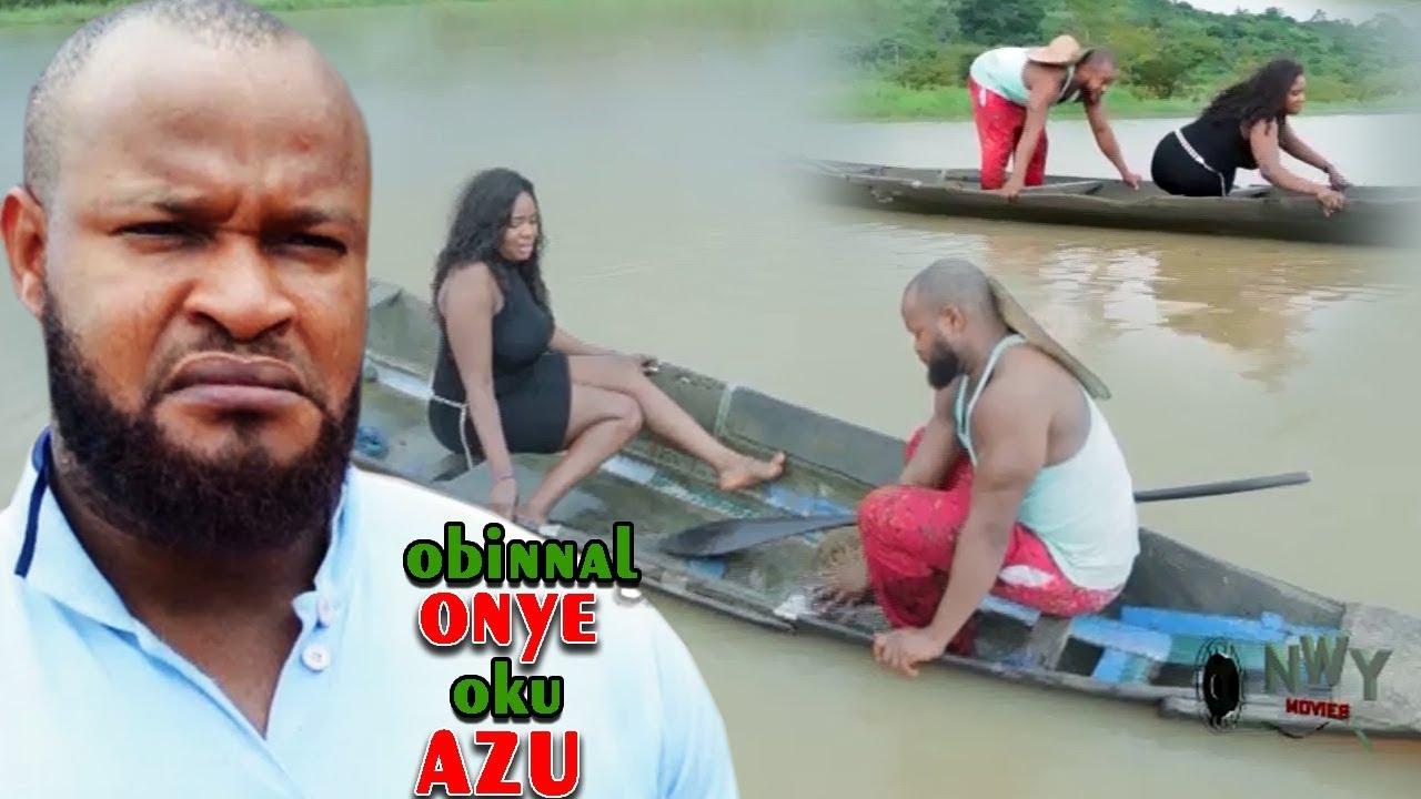 Download Obinna Onye Oku Azu 1 - Diamond Okechi  Latest Nigerian Nollywood Igbo Movie Full HD