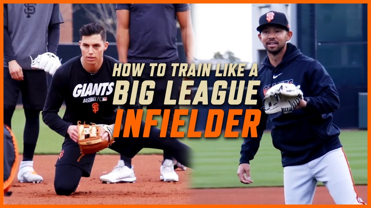 How To Train Like a Big League Infielder: Vol. 2