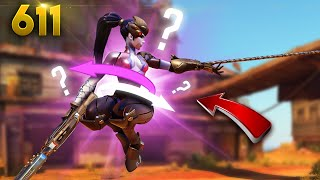 The Inverse Grapple Technique!! | Overwatch Daily Moments Ep.611 (Funny and Random Moments)