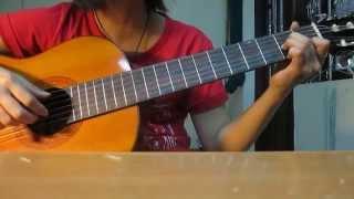 #3 [Mỹ Tâm] Như Một Giấc Mơ - Like A Dream - guitar cover by An An