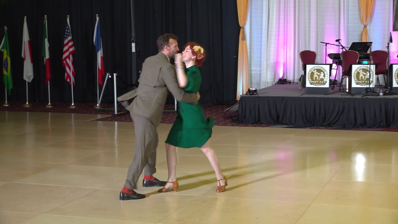 ILHC 2018 - Open Strictly Balboa Finals - Andreas Olsson & Olga Marina (Sweden & Russia)