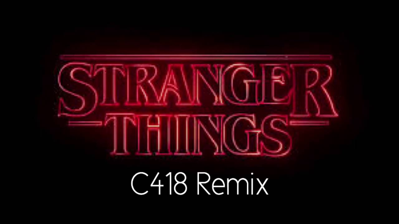 Stranger Things Theme Song (C418 REMIX)
