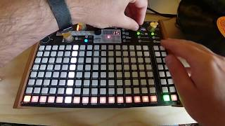 How to sample vinyl on the Synthstrom Deluge
