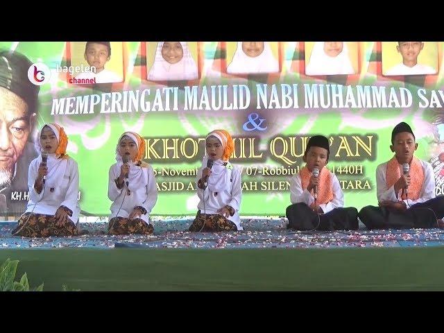 Maulid Nabi Muhammad & Khatmil Qur'an Masjid Al-Hidayah Silendung Utara