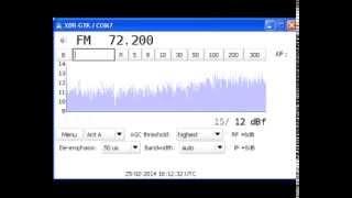 [Tropo] 72.20 MHz - Cherkasy regional radio - Cherkasy - (181 km)