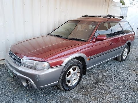 sold automatic 4cyl awd subaru outback limited wagon 1998 review youtube sold automatic 4cyl awd subaru outback limited wagon 1998 review