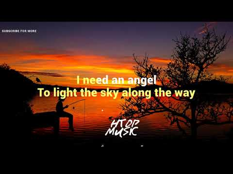 Vanze & Reunify - Angel (Lyrics / Lyric Video) (feat. Parker Polhill & Bibiane Z)
