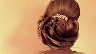 #Hochsteckfrisuren Hochzeit TEIL 3 # Leyla -Eventstyling & mehr