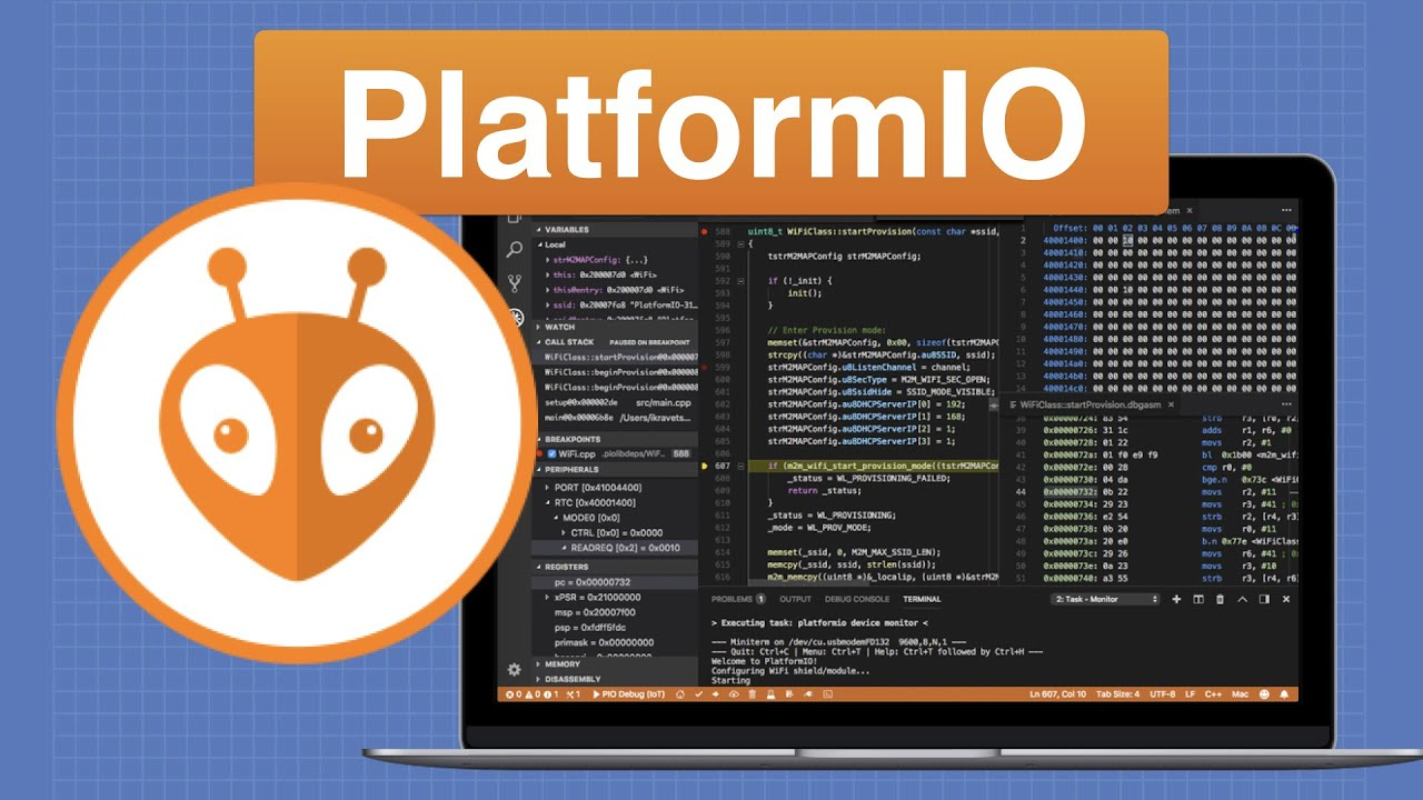 Getting Started with PlatformIO