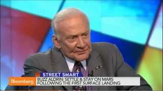 Buzz Aldrin on Mars, Musk, and SpaceX