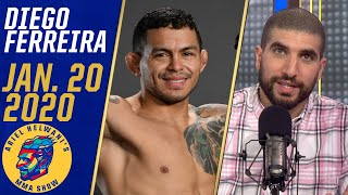 Diego Ferreira isn't bothered about his rank after beating Anthony Pettis | Ariel Helwani's MMA Show