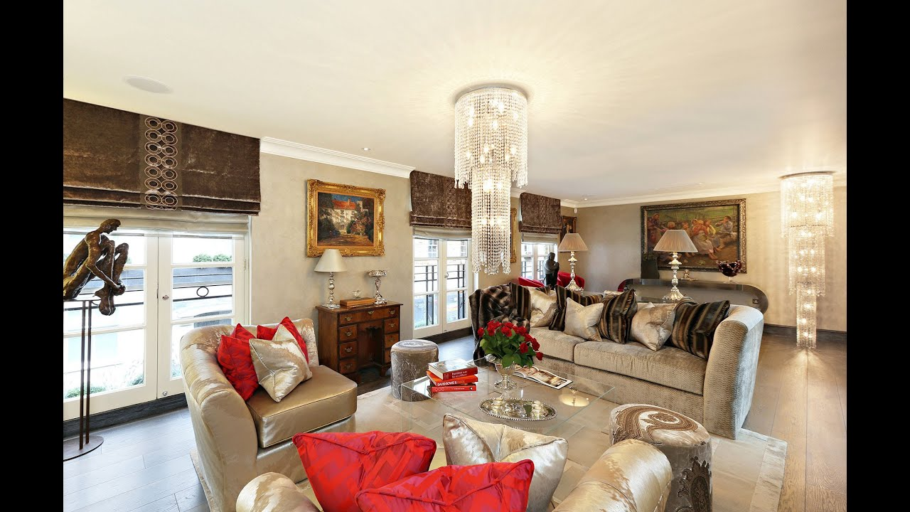The belgravia london a luxurious house interior for Home interior design london