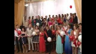 Голaя выпускница Анастасия Фоменко - скандальное видео