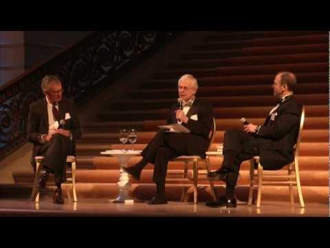 Scott Turow & John J. Osborn Jr. at USF Law Centennial Gala [talk]