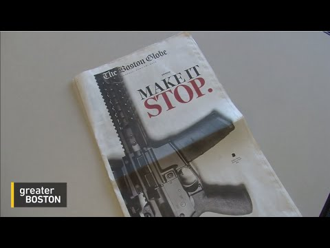 The Boston Globe Becomes The Story (Again) With Their #MakeItStop Front-Page Editorial