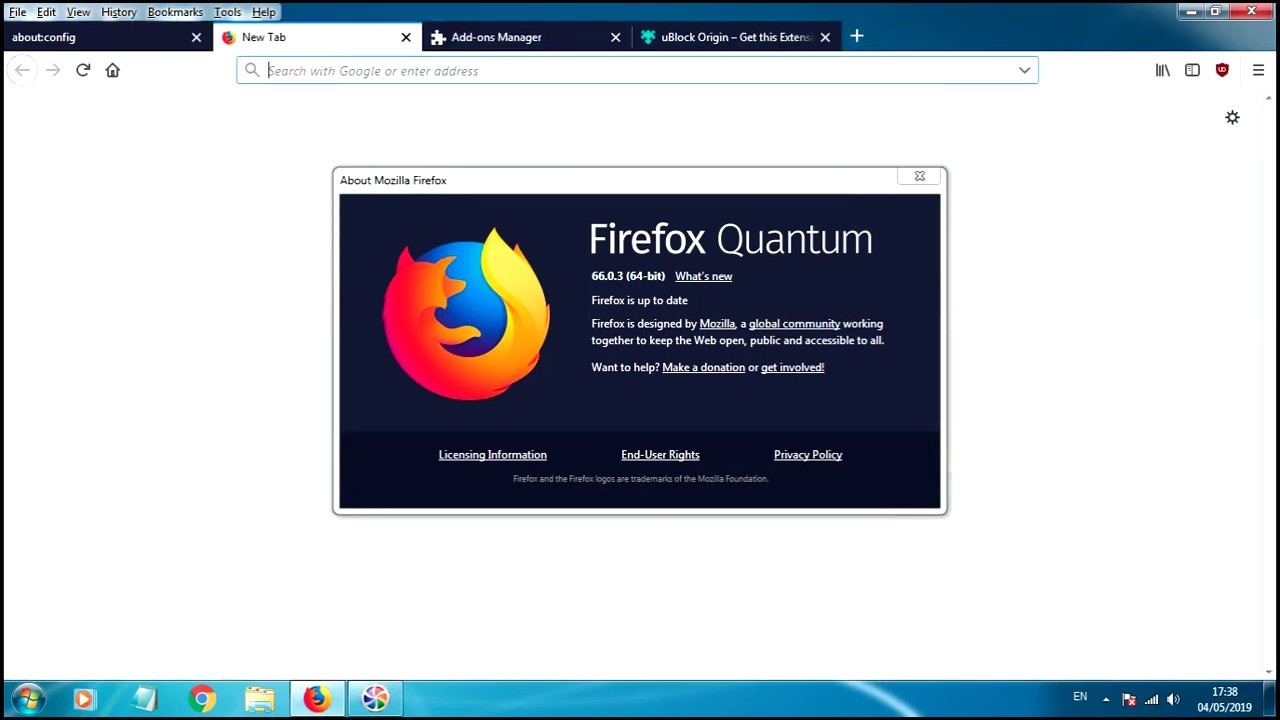 How to Enable Blocked Extensions & Plugins in Firefox