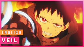 Veil (English Cover) Fire Force ED【JubyPhonic】