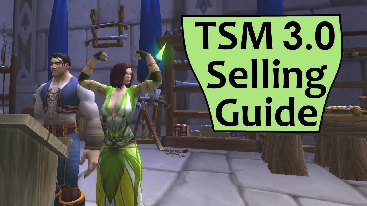 how to work the auction house in wow