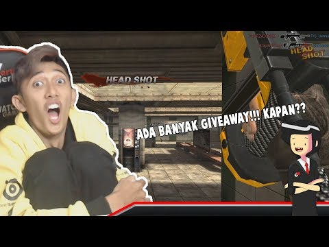GIVEAWAY CASH PB BUANYAAKK!!! - Point Blank Garena Indonesia