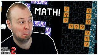 This Level Calculates Multiplication??? [Super Mario Maker 2]