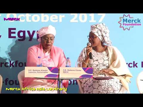 Merck Foundation African First Ladies Panel at 4th Edition of Merck Africa Asia Luminary