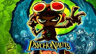 Chill Psychonauts Blind Playthrough - Part 2