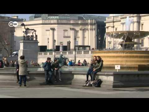 Serie: Historia de las plazas de Europa: Trafalgar Square, Gran Bretaña / Londres | Enfoque Europa