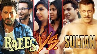 Shah Rukh Khan RAEES Movie Public Reaction, SRK BEATS Salman Khan's Sultan Record