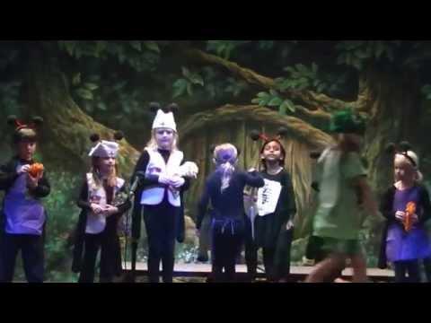 Drama Kid 2012 Junior Play - Boggess Elementary School