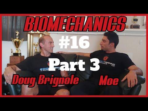 Biomechanics With Doug Brignole & Moe 16  Part 3
