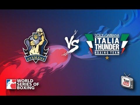Ukraine Otamans vs. Dolce & Gabbana Italia Thunder - Week 8 - WSB Season 3